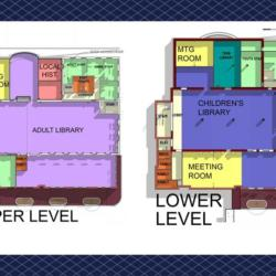 proposed library